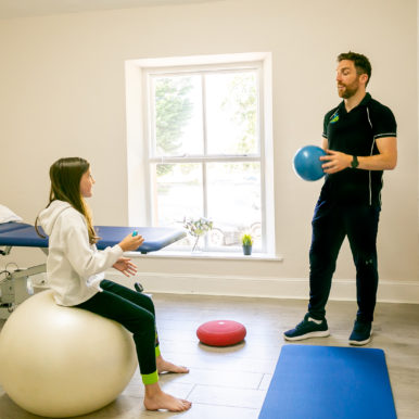 Individual Rehabilitation